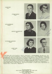 Page 14, 1957 Edition, Orangeville High School - Orano Yearbook (Orangeville, IL) online yearbook collection