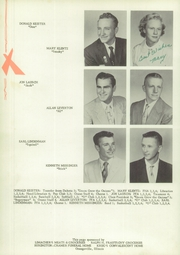 Page 16, 1957 Edition, Orangeville High School - Orano Yearbook (Orangeville, IL) online yearbook collection