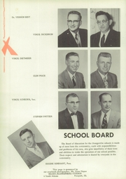 Page 8, 1957 Edition, Orangeville High School - Orano Yearbook (Orangeville, IL) online yearbook collection