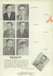 Page 9, 1957 Edition, Orangeville High School - Orano Yearbook (Orangeville, IL) online yearbook collection
