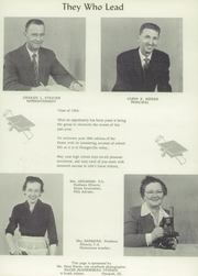 Page 11, 1959 Edition, Orangeville High School - Orano Yearbook (Orangeville, IL) online yearbook collection