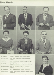 Page 13, 1959 Edition, Orangeville High School - Orano Yearbook (Orangeville, IL) online yearbook collection