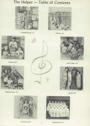 Page 7, 1959 Edition, Orangeville High School - Orano Yearbook (Orangeville, IL) online yearbook collection