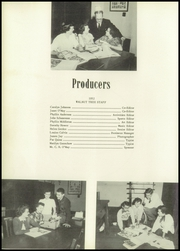 Page 10, 1952 Edition, Walnut High School - Tree Yearbook (Walnut, IL) online yearbook collection