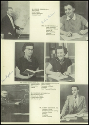 Page 16, 1952 Edition, Walnut High School - Tree Yearbook (Walnut, IL) online yearbook collection
