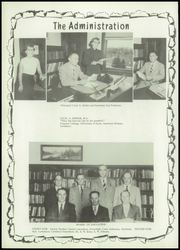Page 16, 1954 Edition, Walnut High School - Tree Yearbook (Walnut, IL) online yearbook collection