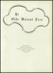Page 7, 1954 Edition, Walnut High School - Tree Yearbook (Walnut, IL) online yearbook collection