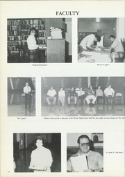 Page 18, 1988 Edition, Winola High School - Yearbook (Viola, IL) online yearbook collection