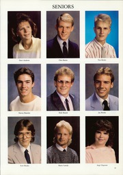 Page 23, 1988 Edition, Winola High School - Yearbook (Viola, IL) online yearbook collection