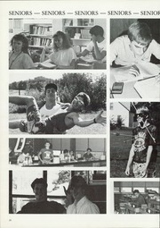 Page 24, 1988 Edition, Winola High School - Yearbook (Viola, IL) online yearbook collection