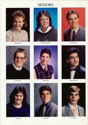 Page 27, 1988 Edition, Winola High School - Yearbook (Viola, IL) online yearbook collection