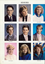 Page 30, 1988 Edition, Winola High School - Yearbook (Viola, IL) online yearbook collection