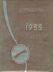 Page 1, 1955 Edition, Blue Mound High School - Blu Mo Illio Yearbook (Blue Mound, IL) online yearbook collection