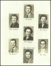 Page 15, 1955 Edition, Blue Mound High School - Blu Mo Illio Yearbook (Blue Mound, IL) online yearbook collection