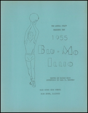 Page 5, 1955 Edition, Blue Mound High School - Blu Mo Illio Yearbook (Blue Mound, IL) online yearbook collection