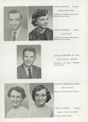 Page 10, 1959 Edition, Blue Mound High School - Blu Mo Illio Yearbook (Blue Mound, IL) online yearbook collection