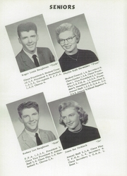 Page 12, 1959 Edition, Blue Mound High School - Blu Mo Illio Yearbook (Blue Mound, IL) online yearbook collection