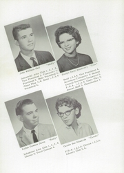 Page 16, 1959 Edition, Blue Mound High School - Blu Mo Illio Yearbook (Blue Mound, IL) online yearbook collection