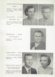 Page 9, 1959 Edition, Blue Mound High School - Blu Mo Illio Yearbook (Blue Mound, IL) online yearbook collection
