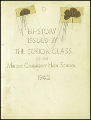 Page 7, 1942 Edition, Minonk Dana Rutland High School - Tomahawk Yearbook (Minonk, IL) online yearbook collection
