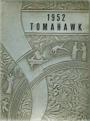 Page 1, 1952 Edition, Minonk Dana Rutland High School - Tomahawk Yearbook (Minonk, IL) online yearbook collection