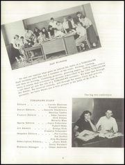 Page 10, 1952 Edition, Minonk Dana Rutland High School - Tomahawk Yearbook (Minonk, IL) online yearbook collection