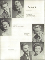 Page 12, 1952 Edition, Minonk Dana Rutland High School - Tomahawk Yearbook (Minonk, IL) online yearbook collection