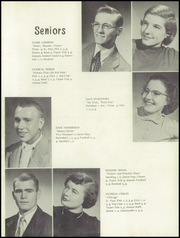 Page 13, 1952 Edition, Minonk Dana Rutland High School - Tomahawk Yearbook (Minonk, IL) online yearbook collection