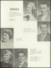 Page 15, 1952 Edition, Minonk Dana Rutland High School - Tomahawk Yearbook (Minonk, IL) online yearbook collection