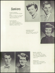 Page 17, 1952 Edition, Minonk Dana Rutland High School - Tomahawk Yearbook (Minonk, IL) online yearbook collection