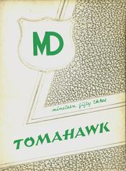 1953 Edition, Minonk Dana Rutland High School - Tomahawk Yearbook (Minonk, IL)