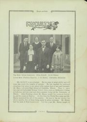 Page 9, 1924 Edition, Armstrong High School - Purple and Gold Yearbook (Armstrong, IL) online yearbook collection