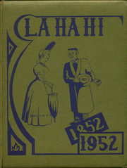 1952 Edition, La Harpe High School - Eagle Yearbook (La Harpe, IL)