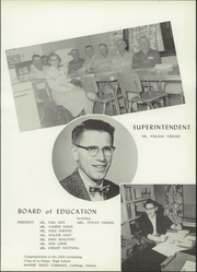 Page 7, 1958 Edition, La Harpe High School - Eagle Yearbook (La Harpe, IL) online yearbook collection