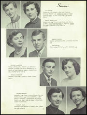 Page 11, 1953 Edition, Ramsey High School - Memories Yearbook (Ramsey, IL) online yearbook collection