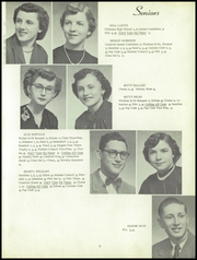 Page 13, 1953 Edition, Ramsey High School - Memories Yearbook (Ramsey, IL) online yearbook collection