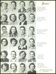 Page 16, 1953 Edition, Ramsey High School - Memories Yearbook (Ramsey, IL) online yearbook collection