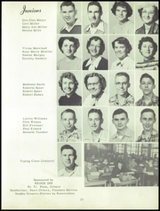 Page 17, 1953 Edition, Ramsey High School - Memories Yearbook (Ramsey, IL) online yearbook collection