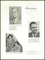 Page 6, 1953 Edition, Ramsey High School - Memories Yearbook (Ramsey, IL) online yearbook collection