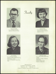 Page 7, 1953 Edition, Ramsey High School - Memories Yearbook (Ramsey, IL) online yearbook collection