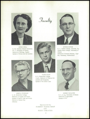 Page 8, 1953 Edition, Ramsey High School - Memories Yearbook (Ramsey, IL) online yearbook collection
