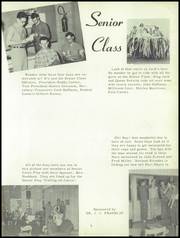 Page 9, 1953 Edition, Ramsey High School - Memories Yearbook (Ramsey, IL) online yearbook collection