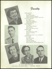 Page 10, 1956 Edition, Ramsey High School - Memories Yearbook (Ramsey, IL) online yearbook collection