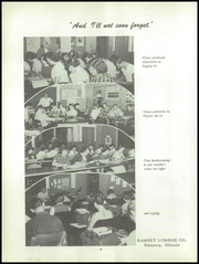 Page 12, 1956 Edition, Ramsey High School - Memories Yearbook (Ramsey, IL) online yearbook collection