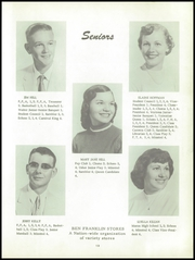 Page 17, 1956 Edition, Ramsey High School - Memories Yearbook (Ramsey, IL) online yearbook collection
