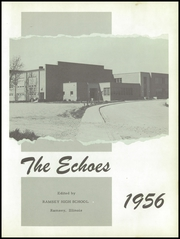 Page 5, 1956 Edition, Ramsey High School - Memories Yearbook (Ramsey, IL) online yearbook collection