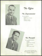 Page 8, 1956 Edition, Ramsey High School - Memories Yearbook (Ramsey, IL) online yearbook collection
