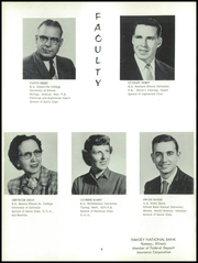 Page 12, 1957 Edition, Ramsey High School - Memories Yearbook (Ramsey, IL) online yearbook collection