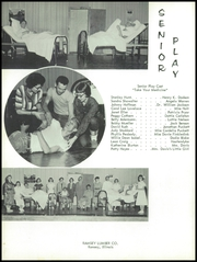 Page 14, 1957 Edition, Ramsey High School - Memories Yearbook (Ramsey, IL) online yearbook collection