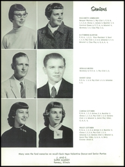 Page 16, 1957 Edition, Ramsey High School - Memories Yearbook (Ramsey, IL) online yearbook collection